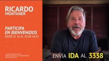 Participa por una experiencia Backstage con Ricardo Montaner en Bienvenidos