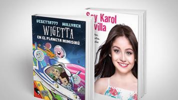 ¡Ganadores concurso entretenidos libros!