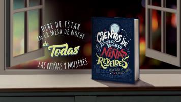 ¡Conoce a los ganadores de libro de cuentos!