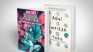 ¡Ganadores de fabulosos libros!