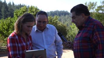 Usted no Reconoce Chile / El renacer del Valle del Itata con Amaya Forch