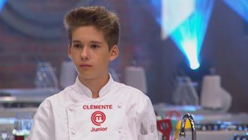 El impresionante crecimiento de Clemente durante el programa