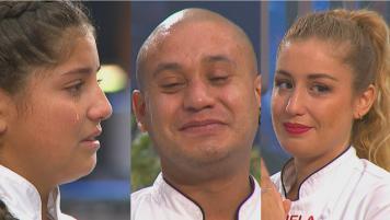 Palabras de Emilia emocionaron a Ignacio y Daniela