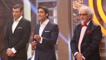 El jurado felicitó a los cuatro finalistas