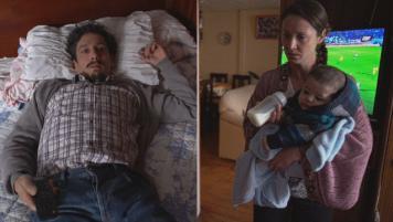 Llegada de bebé marcó el matrimonio de Adrián y Carmela