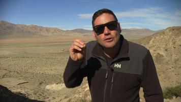 Lugares que Hablan / Copiapó, Cordillera de Atacama