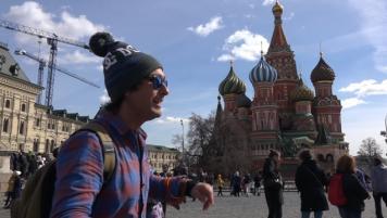 El Transiberiano / Cap 10 / Moscú