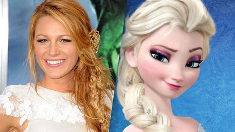 """Blake Lively- """"Elsa"""""""
