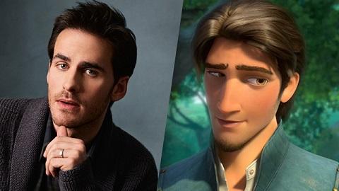 """Colin O´Donoghue- """"Flynn Rider"""""""