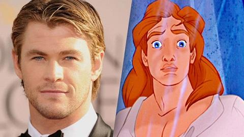 "Chris Hemsworth- ""Príncipe Adam"" (La bestia)"