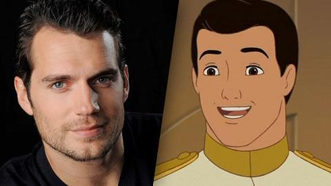 "Henry Cavill- ""Prince Charming"""
