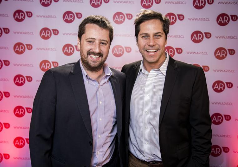 José Ignacio Velasco y Sebastián Ramírez