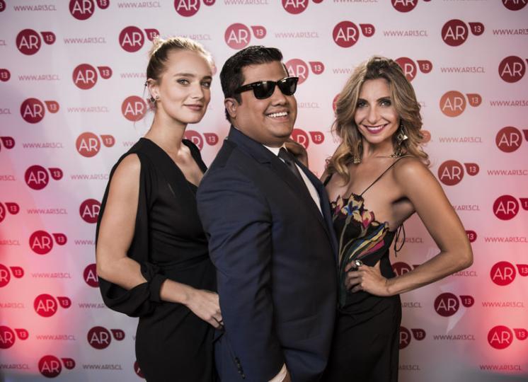 Kika Silva, Nachito Pop y Macarena Venegas