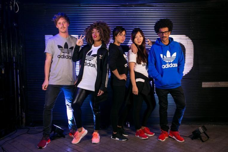 Team Adidas