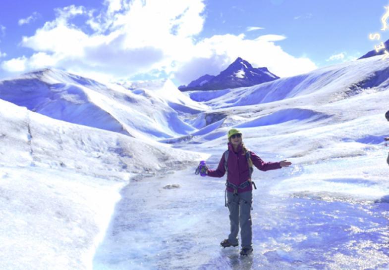 27 Marzo 2017: Glaciar Grey